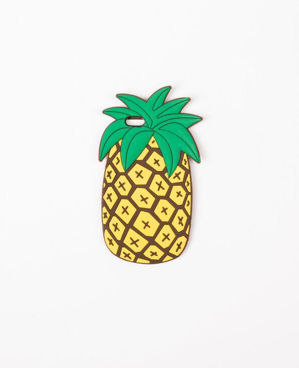 Coque ananas Iphone 6/6S bronze