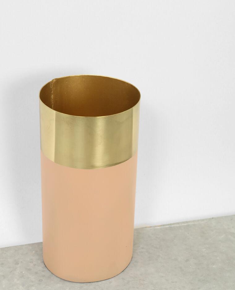 gro e vase goldbraun 907174i20a02 pimkie. Black Bedroom Furniture Sets. Home Design Ideas