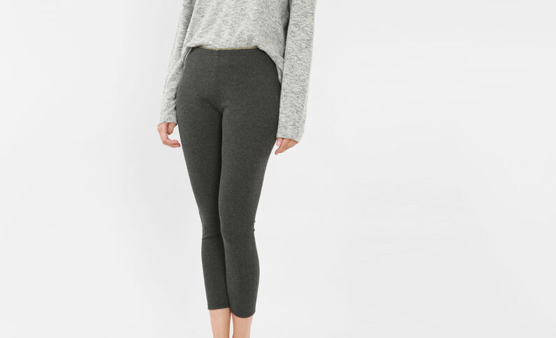Legging homewear noir
