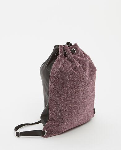 Grote rugzak violet