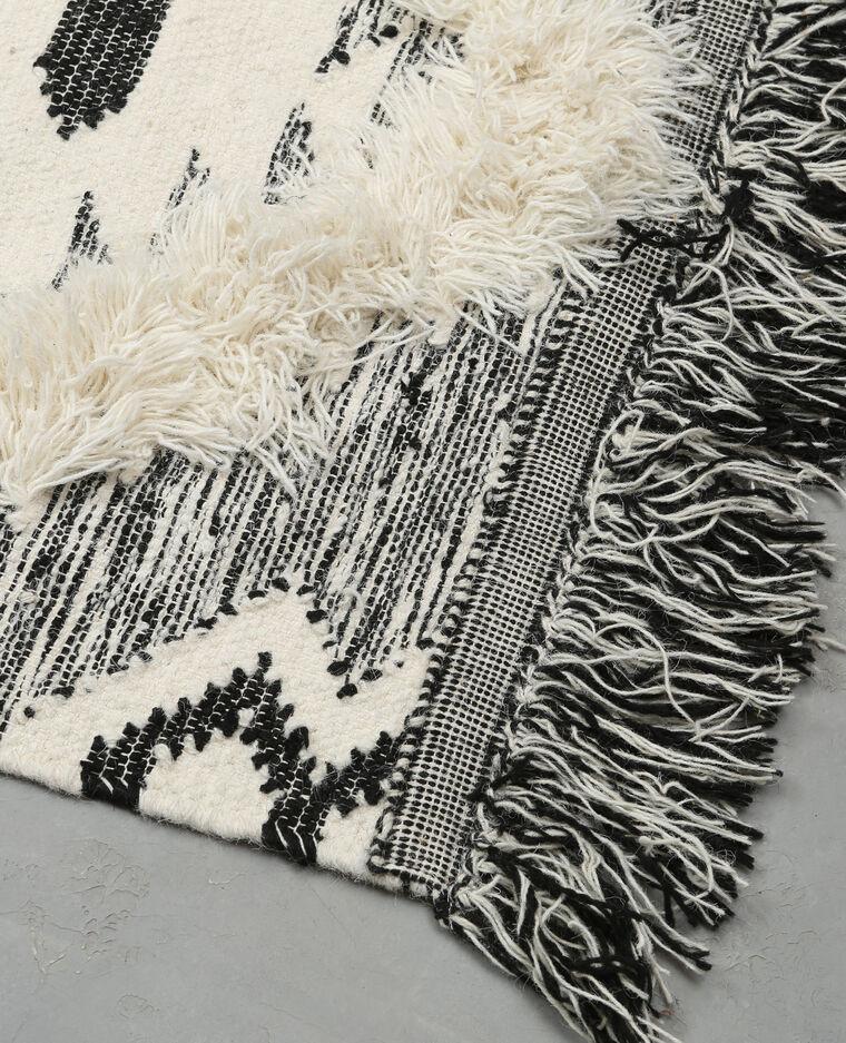 Accueil home tapis Tapis coton tissu00e9 berbu00e8re