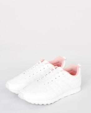 Scarpe da basket fashion bianco