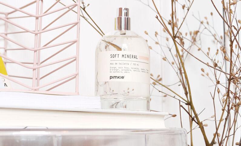 Parfum Soft Mineral Rosa