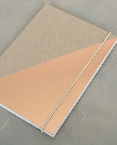 Libreta craft & copper ramato