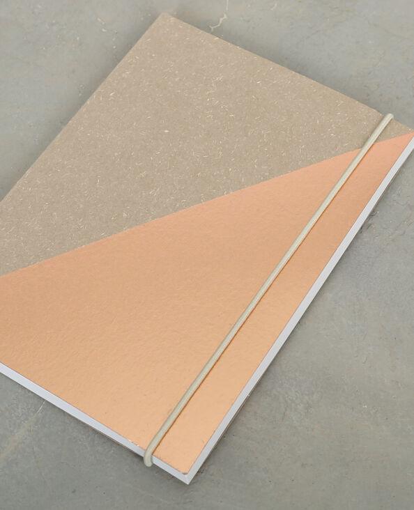 Libreta craft & copper ramato