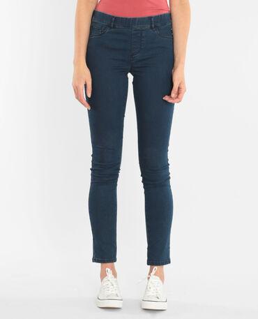 Jegging en jean Bleu