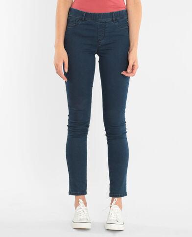 Jeggings in jeans blu