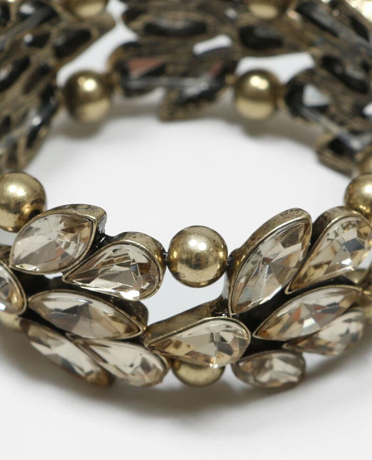 ... Alle accessoires Schmuck Armbänder Armband mit Kristallen und Perlen