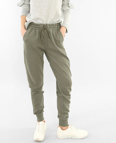 Pantalone da jogging verde