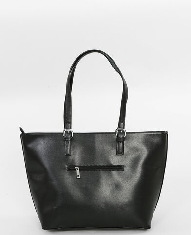 Borsa shopping maxi nero