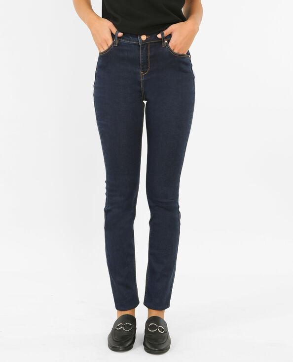 Skinny-Jeans Blau