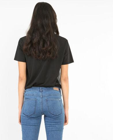 T-shirt AC/DC noir
