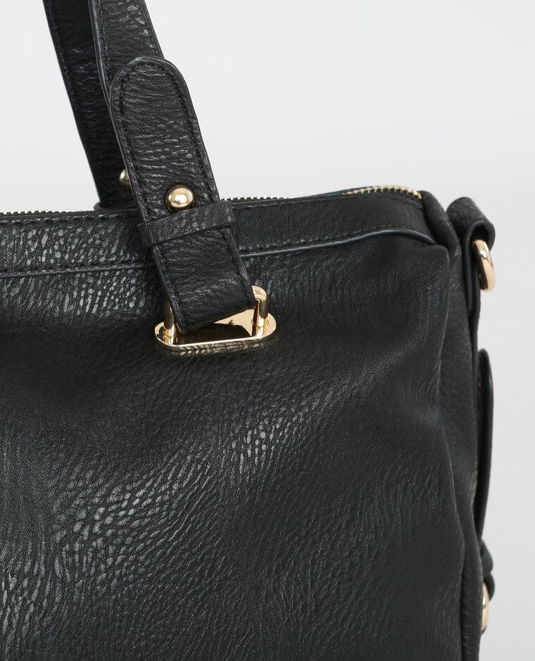 einkaufstasche mit rei verschluss schwarz 983086899a08