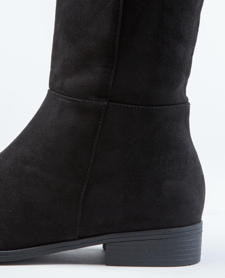 Bottes cuissardes noir