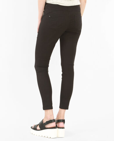 Jeggings nero nero
