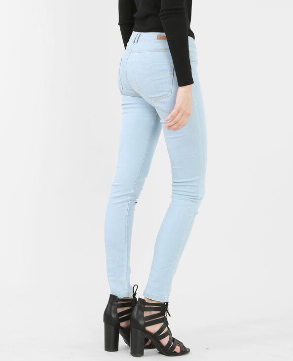 Treggings Hellblau