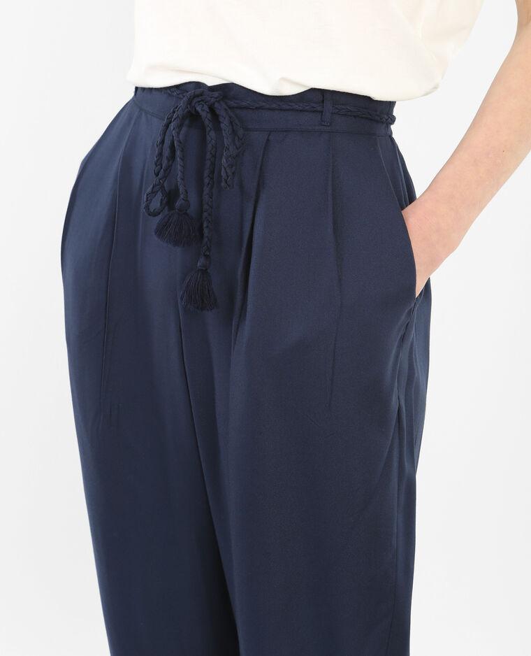 pantalon fluide 140226635a06 pimkie. Black Bedroom Furniture Sets. Home Design Ideas