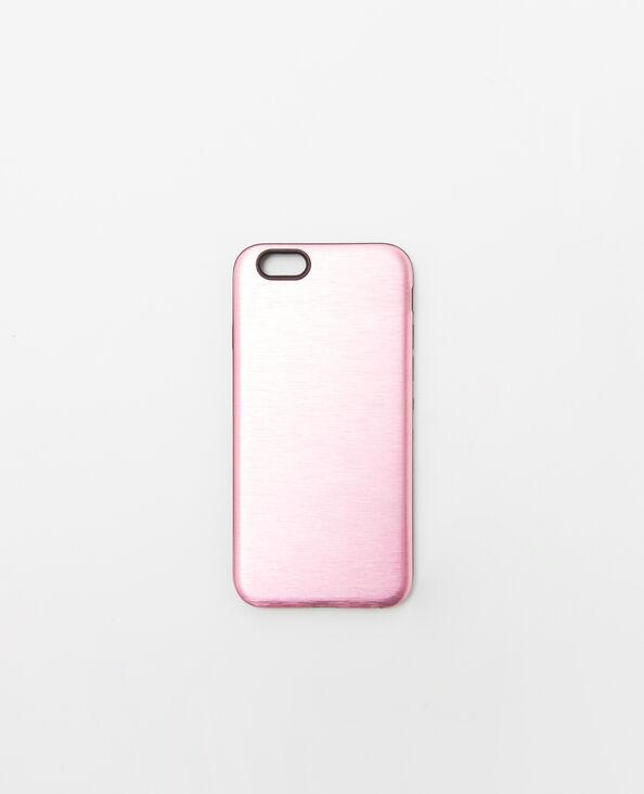 Coque iPhone 6 rose rose fuchsia