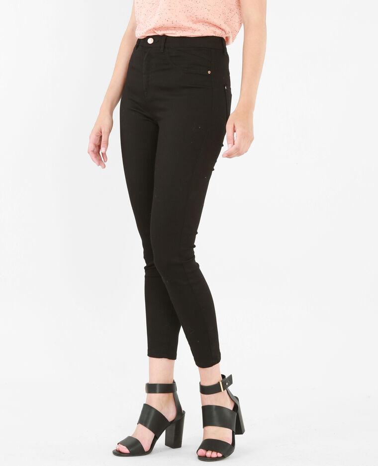 Skinny de talle alto negro 142050899a08 pimkie for Pantalones asiaticos