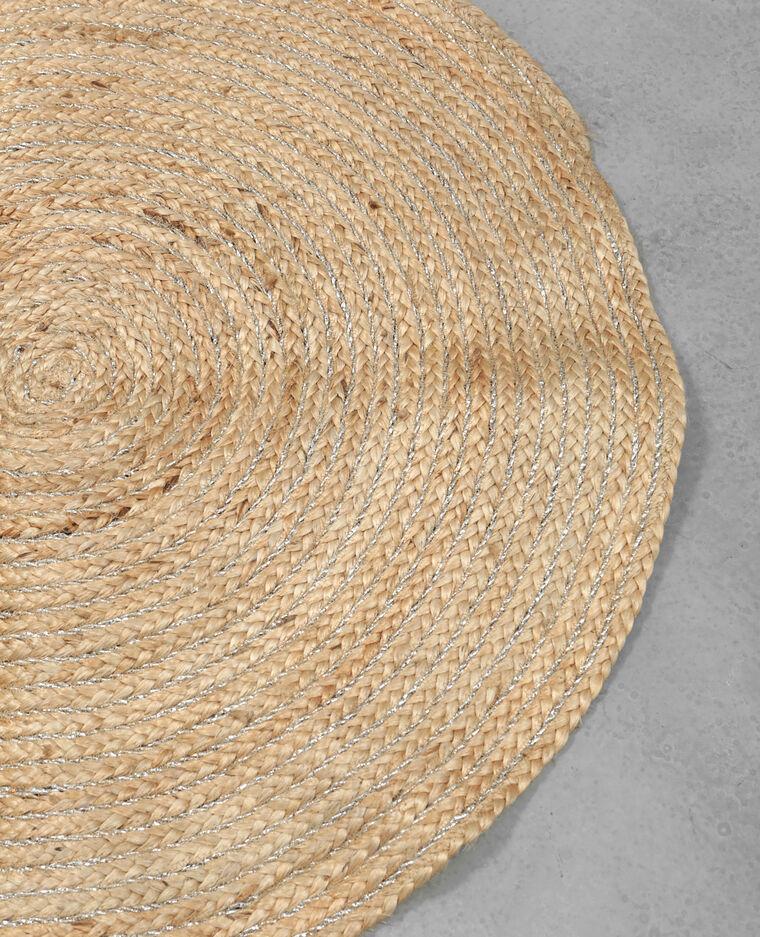 Runder teppich beige  Runder Teppich - 904021742F0G | Pimkie