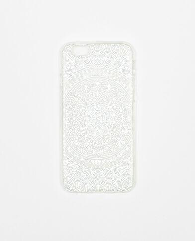 Custodia iPhone 6 bohème écru