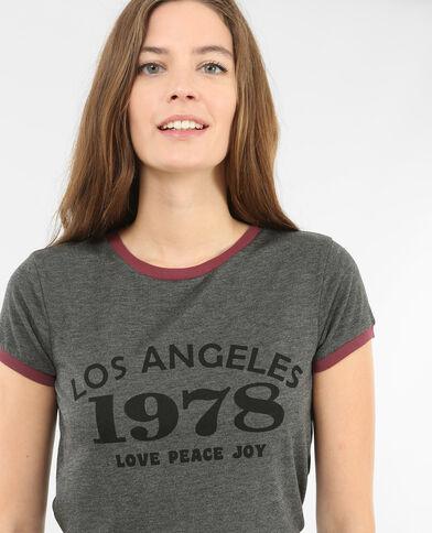 Camiseta 1978 gris