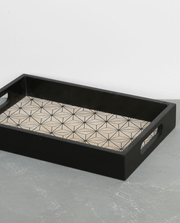 plateau en bois beige 975020749i48 pimkie. Black Bedroom Furniture Sets. Home Design Ideas
