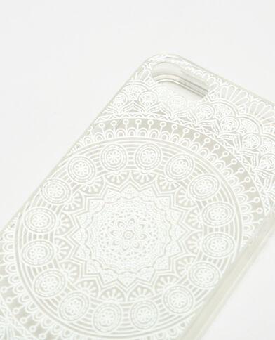 Carcasa para iPhone bohemia crudo