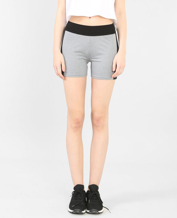 Short sport gris anthracite