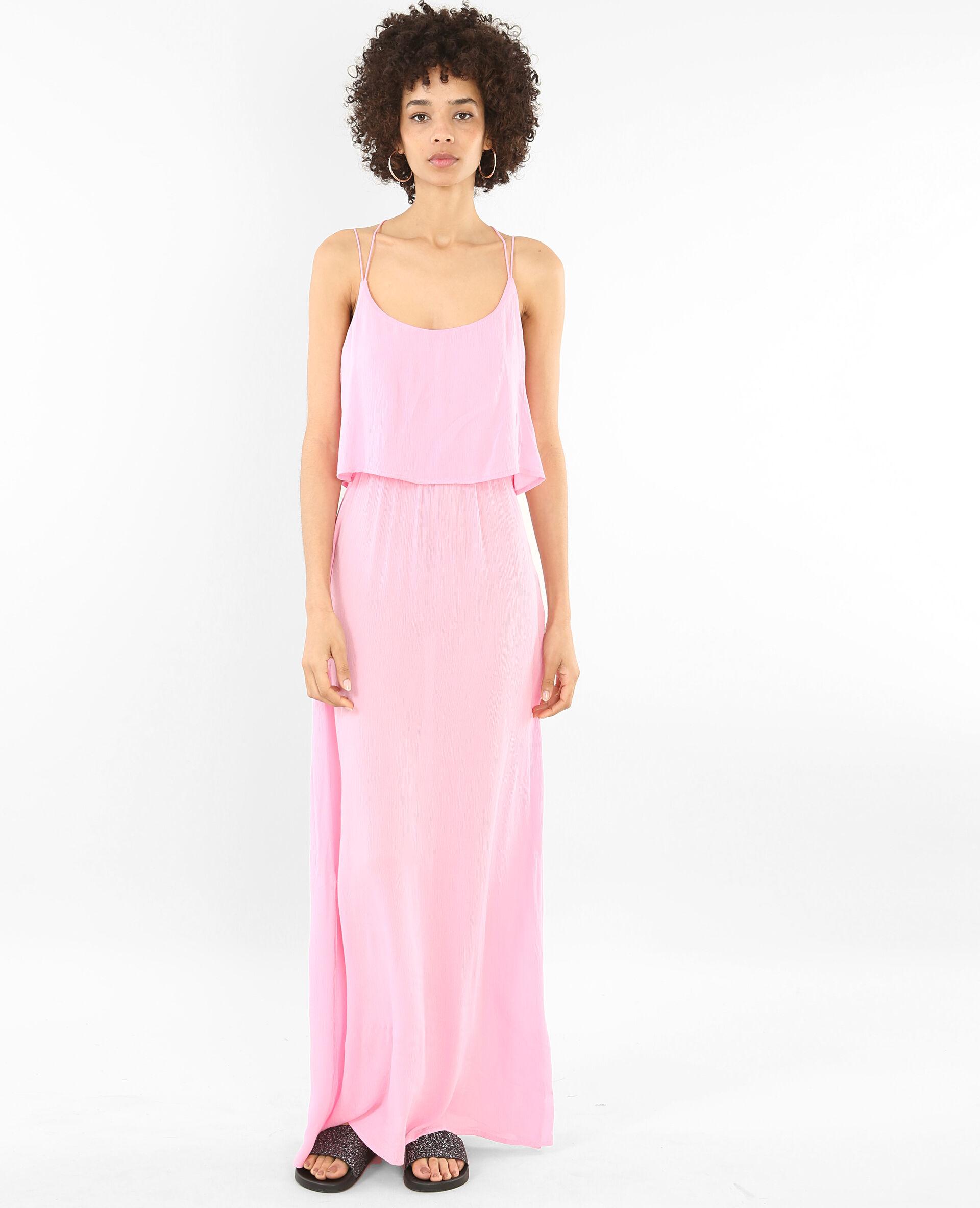Kleid rosa welche schuhe