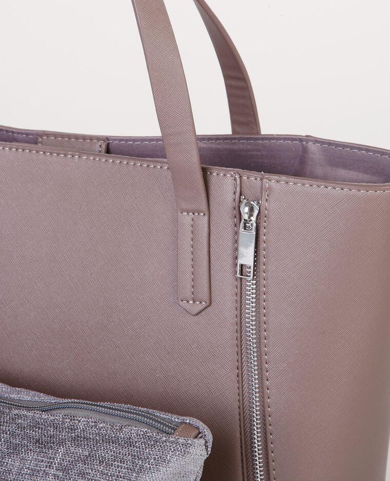 einkaufstasche mit rei verschluss 983089774i47 pimkie. Black Bedroom Furniture Sets. Home Design Ideas