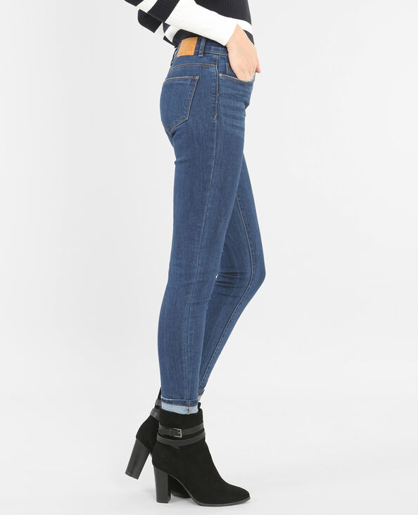 Jeans skinny azul oscuro