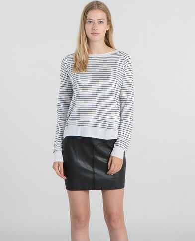 Jersey ligero marfil