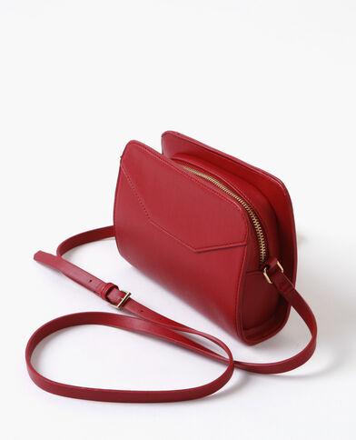 Bolso bandolera rojo rojo