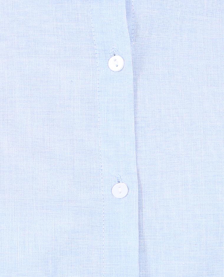 Blaues Hemd Blau