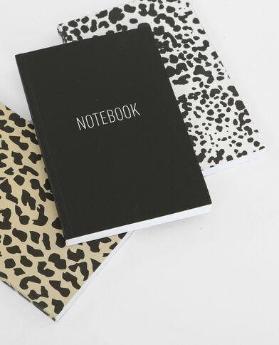 Lotto di notebook nero