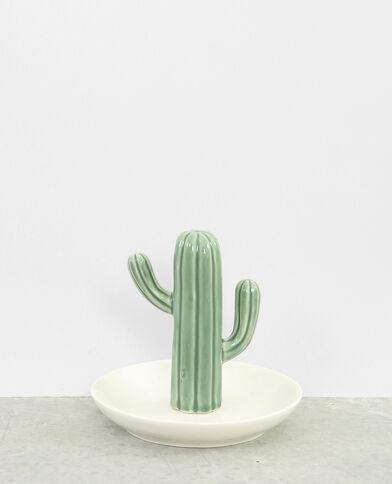Cactusvormig potje kaki