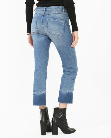 Jeans bootcut azul vaquero