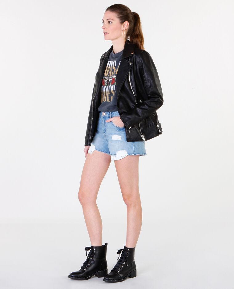 T-shirt Guns N' Roses noir