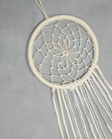 Acchiappasogni da parete beige