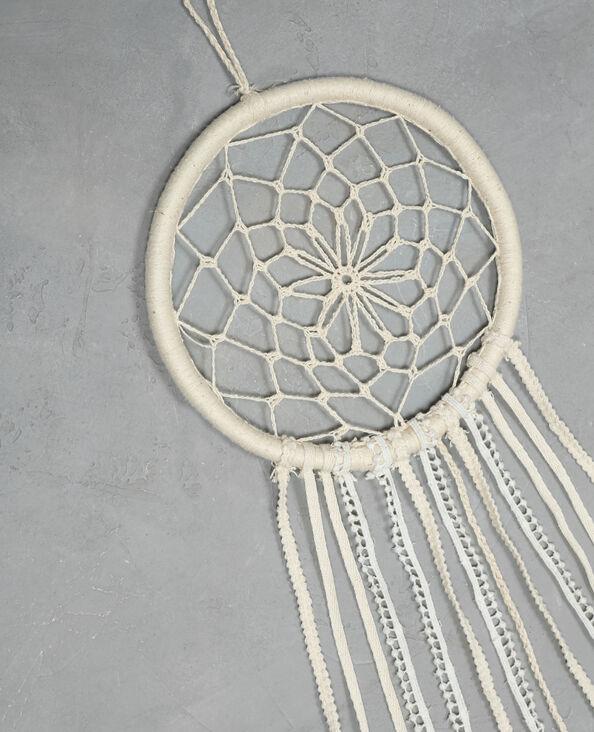 Dreamcatcher muurdecoratie taupebeige
