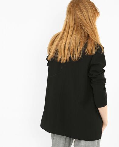 Chaqueta blazer negro