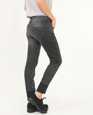 Skinny-Jeans Schwarz