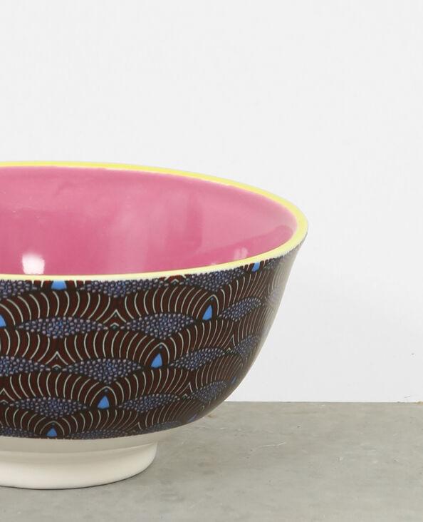 Ciotola in ceramica blu