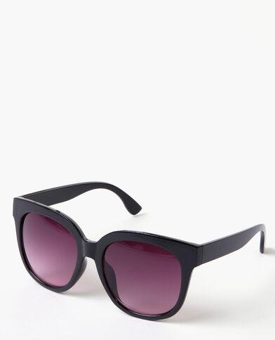 Maxi lunettes de soleil noir
