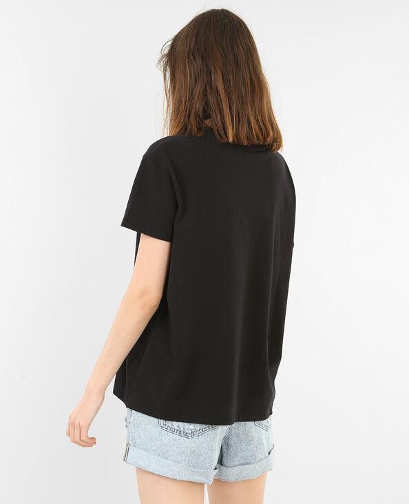 T-shirt Def Leppard noir