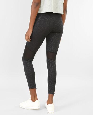 Legging sport noir