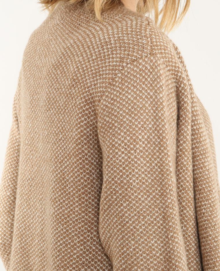 Warme blazer met panden beige 434074e07j0e pimkie - Beige warme of koude kleur ...