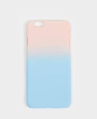 Coque compatible iPhone tie and dye rose