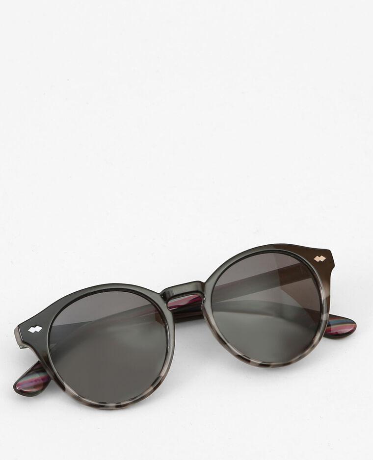 lunettes de soleil rondes gris 992030898a08 pimkie. Black Bedroom Furniture Sets. Home Design Ideas